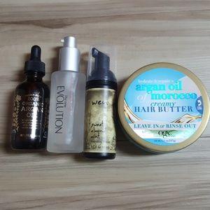 Wen, 100% organic argan morocco oil hair beauty
